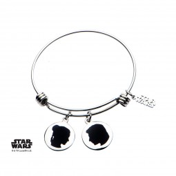 Star Wars I Love You,I Know Bracelet