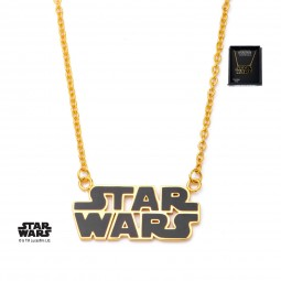 Star Wars Large Logo Pendant