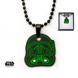 Star Wars Rogue One Death Trooper Pendant