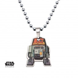 Star Wars Kids Rebels Chopper Pendant