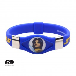 Star Wars Kids Rebels Ezra Silicone Bracelet