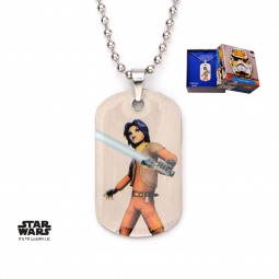 Star Wars Kids Rebels Ezra Dog Tag