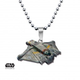 Star Wars Kids Rebels Ghost Ship Pendant