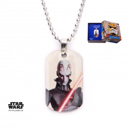 Star Wars Kids Rebels Inquisitor Dog Tag