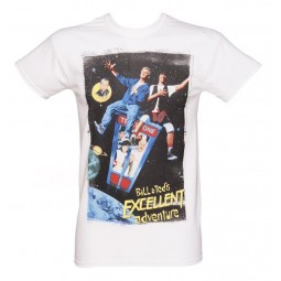 Bill & Ted's Exellent Adventure T-Shirt