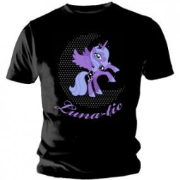 My Little Pony Luna T Shirt Large Only
