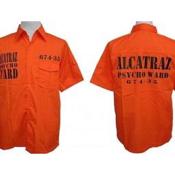 Alcatraz Psycho Shirt XXL only