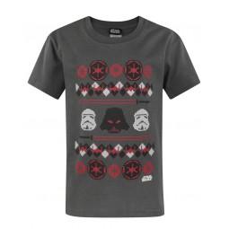 Star Wars Christmas T-Shirt Vader