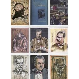 Cult-Stuff Sherlock Holmes Base Card Set