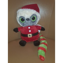 "Yoo Hoo Christmas Santa 10"""