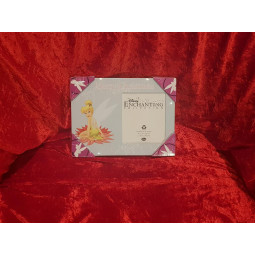 Disney Enchanted Merry Christmas Tinker Bell Photo Frame