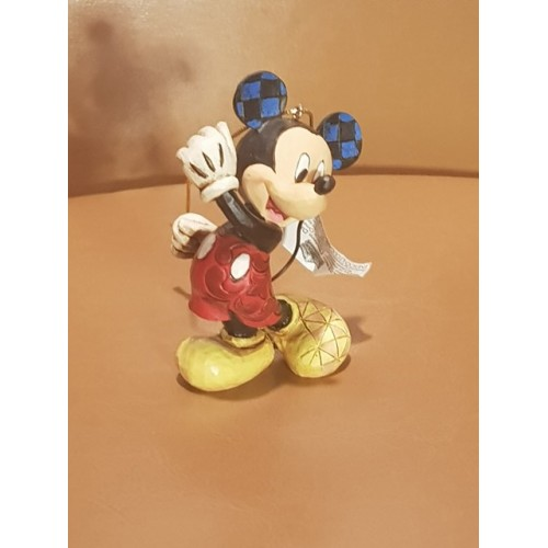 Disney Traditions Modern Day Mickey Hanging Ornament