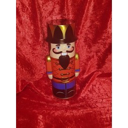 Christmas Nutcracker Tin