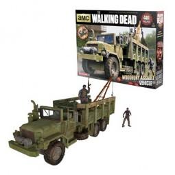 Walking Dead TV Series Construction Set Woodbury Assault Vechile